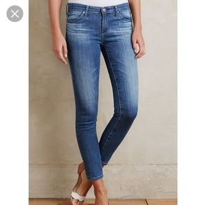 AG The Legging Ankle Jeans Size 28